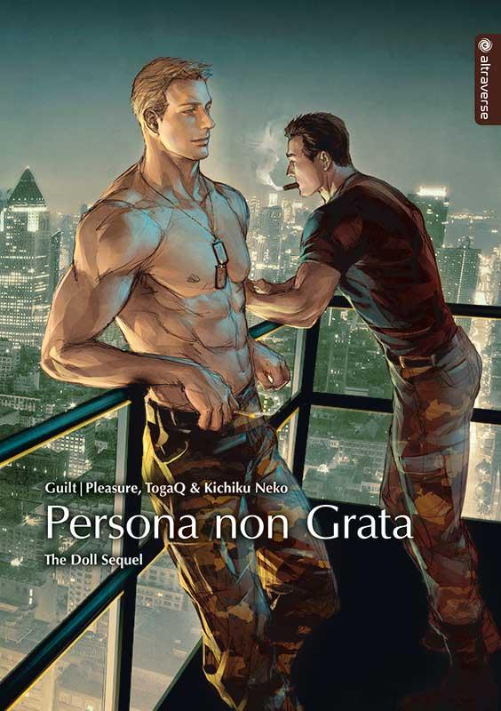 Cover des Einzelbandes Persona Non Grata