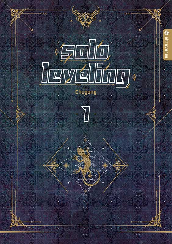 Cover des 1. Bandes Solo Leveling