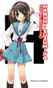 Cover des 1. Bandes von The Melancholy of Haruhi Suzumiya